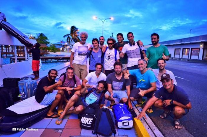 Maldivas Challenge - junio 2016